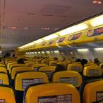 Ryanair, asientos aleatorios