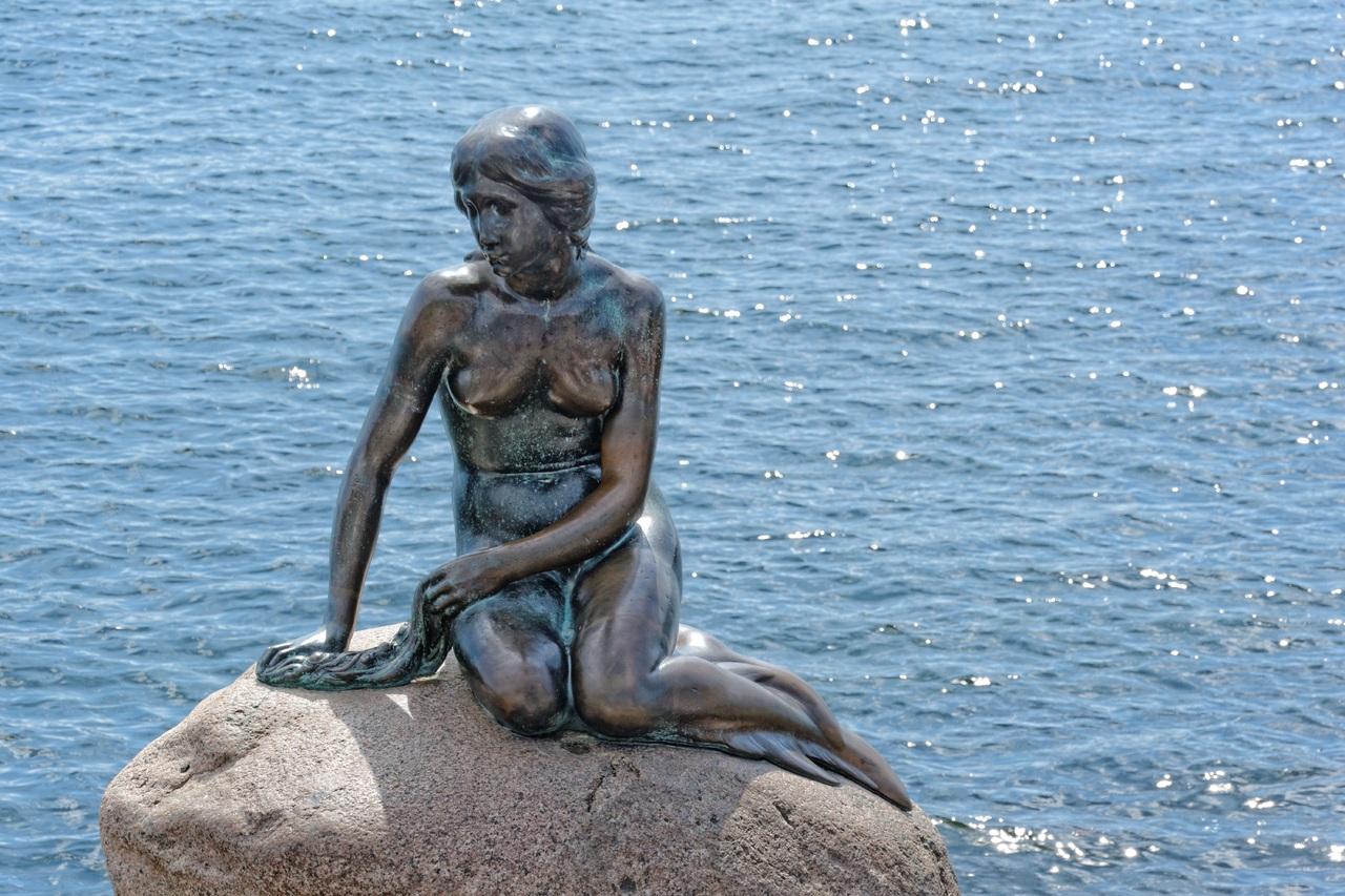 La sirena de Copenhague