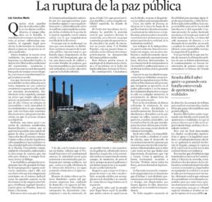 20180419 Ruptura paz publica