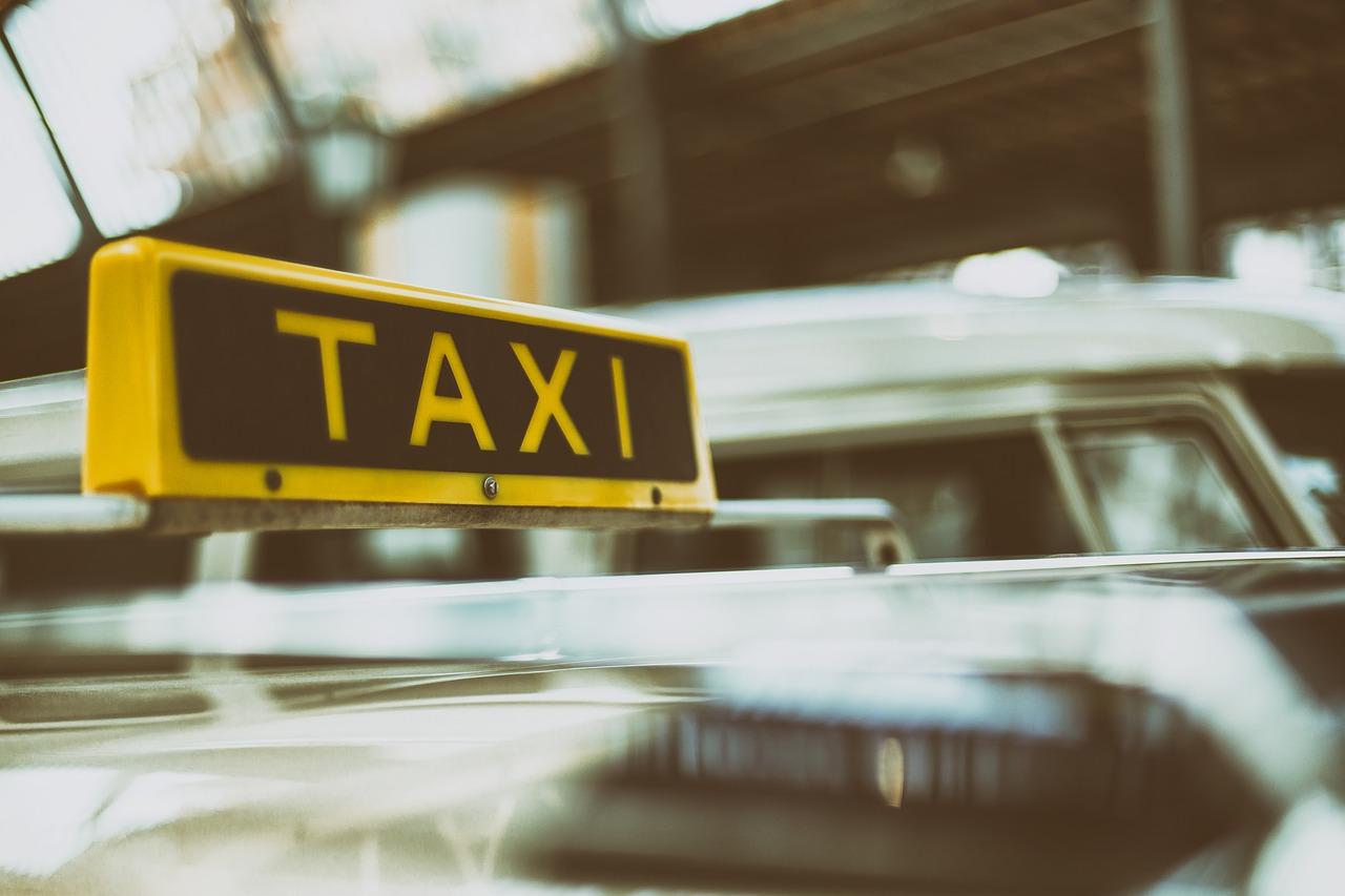 El taxi se desmorona