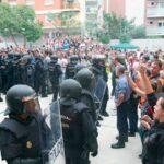 'Todo se hizo pacíficamente, a la catalana'